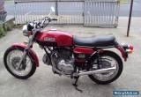 Ducati GT750 Round Case 1972 Low mileage beautiful bike  for Sale