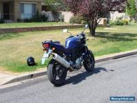 Hyosung 2007, Comet 650 motorcycle