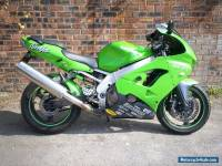 kawasaki zx9r c1 damage repairable road or race track bike