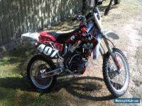 07 crf250x with heaps of mods