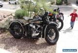 1939 Harley-Davidson KNUCKLEHEAD for Sale