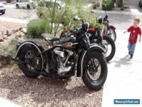 1939 Harley-Davidson KNUCKLEHEAD