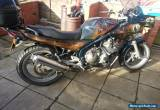 Yamaha Diversion xj600s spares or repair project for Sale