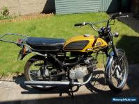 Suzuki T90 1971 Original bike  with V5 Very Very Rare.