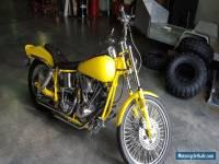 1975 Harley-Davidson FXE Shovelhead