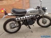BENELLI BANSHEE 90cc MINI BIKE 1973 RARE MADE IN ITALY RUNS RIDES DUCATI VMX