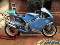 Suzuki rgv 250 , track bike , 96 model