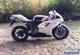 Ducati 848 2010 - 4300 miles - Very Very Good Condition - Road Track Race -  for Sale