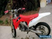 Honda CRF450R 2009 Motorbike