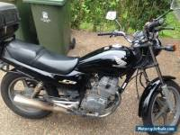 1998 Honda CB 250 twin cylinder with gear