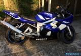 YZF Yamaha R-6   2001 for Sale