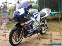 FANTASTC SUZUKI GSXR 750 K2