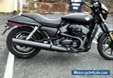 2015 Harley-Davidson XG 750 for Sale