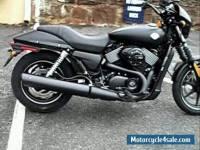 2015 Harley-Davidson XG 750