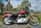 2005 HARLEY 883 SPORTSTER CUSTOM only 19655Ks Cheap @ $7990 for Sale
