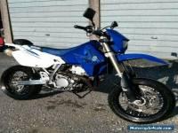 2008 SUZUKI DRZ 400 SM K7 BLUE