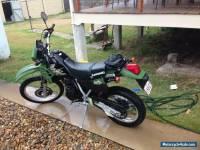 KLR  250cc 2002