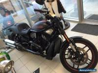 HARLEY DAVIDSON 2012 NIGHT ROD SPECIAL
