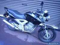 Honda CBF 250 2008
