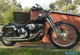 harley davidson softail custom for Sale