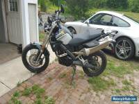 2007 BMW G650XCountry