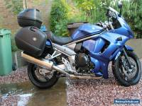 2013 SUZUKI GSX 1250 FAL2 BLUE
