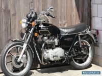 Triumph 750 Bonneville Special T140D