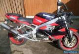 2001 KAWASAKI ZX9R E1 ZX900-E1 RED DAMAGED REPARABLE SPARES OR REPAIR MAY BREAK for Sale