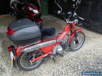 POSTIE BIKE  2008 HONDA CT110  LOW KMS