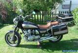 Honda CB750 Custom Exclusive Tourer with all three original carriers for Sale