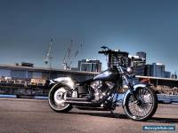 harley davidson custom night train