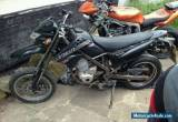 2011 KAWASAKI KLX 125 Dtracker BLACK for Sale