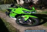 2010 Kawasaki Ninja Ex 250 (Learner legal) for Sale