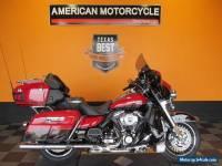 2011 Harley-Davidson Ultra Limited - FLHTK