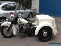 1959 Harley-Davidson Servi Car