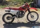 2002 HONDA XR200R Trail Bike for Sale