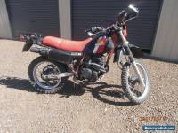 Honda XL350 Motor Bike
