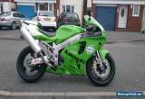 Kawasaki zx7r in Green 1997 for Sale