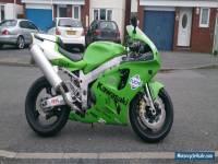 Kawasaki zx7r in Green 1997