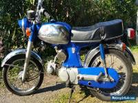 1970 Honda S90 Sports Cub  C90 Postie