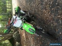 Kawasaki 2009 KXF 450