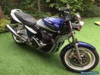 2003 SUZUKI GSX 1400 K3 WHITE/BLUE