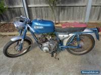 1960 Ducati 85 Sport Motorbike