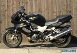1997 black Honda VTR1000f Firestorm VTR alarm Scottoiler hugger Datatag v-twin for Sale