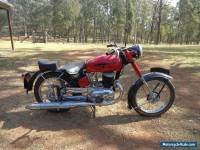 TRIUMPH 1951 250CC TWO STROKE