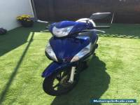 "Honda NSC50W-R  49cc Scooter, Year 2013 ""13 Plate Mint Condition (Only 3k miles)"