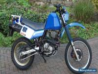 1989 SUZUKI  dr600 easy project
