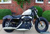 2014 Harley-Davidson Sportster Forty-Eight for Sale