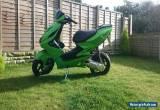 YAMAHA AEROX KAWASAKI GREEN 50, 70, 125cc 2 Stroke for Sale