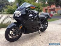BMW K1300S Motorcycle